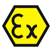 EU type examination certificate ATEX EU-Baumusterprüfbescheinigungen Explosionsschutz Richtlinie