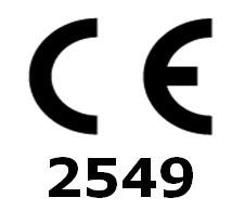 нотифицированный орган ЕС Notified Body 2549 Европейская сертификация продукции СЕ маркировка